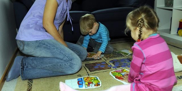 Kotihoitoa lapsille