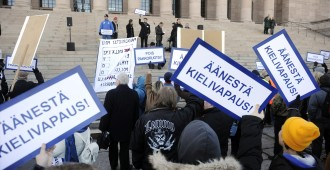 PS: Pitääkö ruotsia opiskella sadan asukkaan takia?