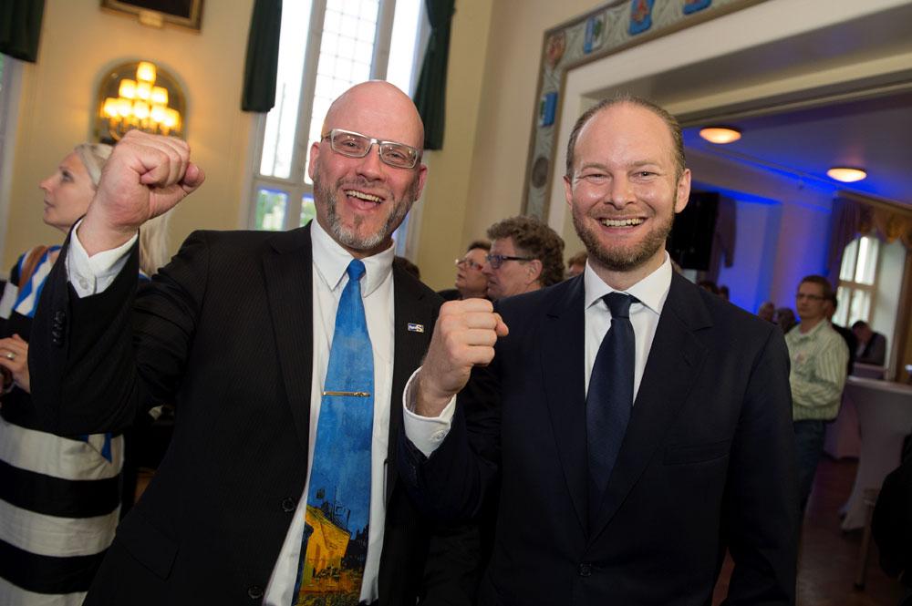 Eurovaalit Perussuomalaiset