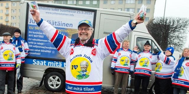 Suomen Eurovaaliehdokkaat