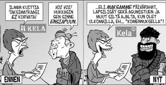 Kalle & ulkomaankomennus