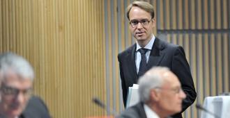 Bundesbank tiukkana: ei elvytystä velaksi
