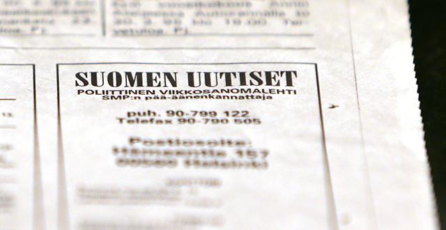 Suomen Uutiset Valemedia