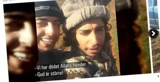 """Jihadistin kuvaama video järkyttää – """"uskottomat pakanat"""" joukkohautaan"""
