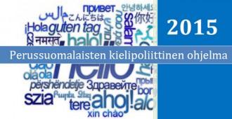 Perussuomalaiset julkaisivat kielipoliittinen ohjelmansa pakkoruotsiäänestyksen alla