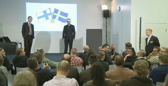 """Maahanmuuttoseminaarissa vedottiin: """"Älkää tehkö Ruotsin virheitä, älkää kulkeko Ruotsin tietä"""""""