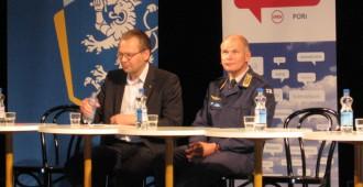 Jussi Niinistö: Informaatio- ja kybersodankäynti ovat tämän hetken todellisuutta