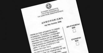 Ei-äänet voitolla Kreikassa