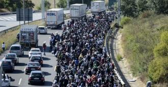 Perussuomalaiset vaatii: Lisää kansallisia toimia turvapaikkakriisin ratkaisemiseksi