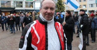 Hakkarainen: Suomi alkaa olla miehitetty maahanmuuttajilla