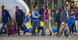 Vuoden 2015 pakolaiset Ruotsissa:  85 000 saanut oleskeluluvan –  50 000 kadoksissa