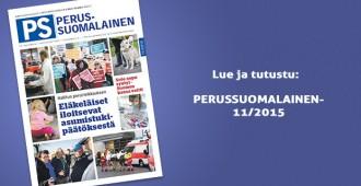 Jäikö Perussuomalainen-lehti saapumatta? Lue se nyt verkossa