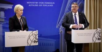 Ulkoministerit neuvottelivat Irakin tilanteesta, Suomi hakee Ruotsin tapaan palautussopimusta Irakiin