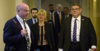 Ulkoministerit: Venäläisen koneen ampuminen huolettaa