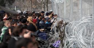 Turkki kiristää Natoa: Joko sotilaallista tukea tai pakolaisille portit auki Eurooppaan