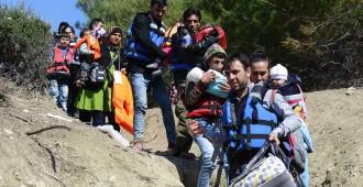 Tietotoimisto: Kreikka palauttaa pakolaisia Turkkiin maarajan kautta