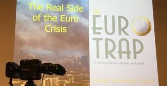 """Suomessa vieraillut Hans-Werner Sinn: """"Euro on katastrofi"""" (video)"""