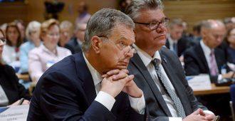 """Presidentti Niinistö: """"Islamistinen terrorismi herättää huolta, radikalisoituminen näyttää olevan vasta alussa"""""""