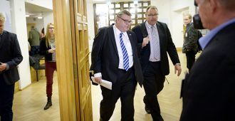 Kuinkas silloin kävikään: Veronkorotusvaatimukset ja yhteisöveroale veivät SDP:n oppositioon