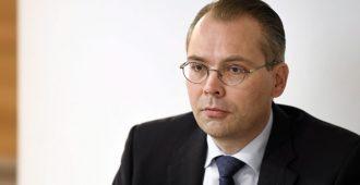 Jussi Niinistö ehdolle perussuomalaisten 1. varapuheenjohtajaksi
