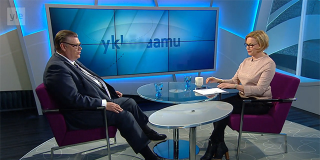 Suomen ulkopolitiikkaan tervettä järkeä, poliittiseen puhuntaan asiaa, värikkyyttä ja huumoria ...