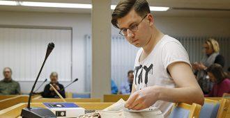 """Perussuomalaisten nuorisojärjestö paheksuu Tynkkysen sakkotuomiota: """"Sananvapauden tila on Suomessa hälyttävä"""""""