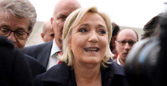 """Macron unelmoi """"Euroopan renessanssista"""", mutta äänestäjät näyttävät pitävän enemmän Le Penin kansallismielisyydestä"""