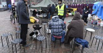 Packalén vaatii kaupunkileirien kieltämistä lakimuutoksella
