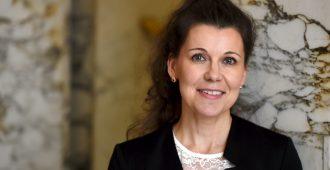 Varapj-ehdokas Arja Juvonen peräänkuuluttaa vahvempaa roolia sosiaali- ja terveyspolitiikkaan ja arjen asioihin