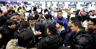 Raatikainen: Ulkomaalaispoliisien saattomatkojen työaikakorvaukset päivitettävä oikeudenmukaiselle tasolle