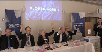 Yllätystulos: Kaikki tenttiin osallistuneet PS-puheenjohtajaehdokkaat kannattivat yhteistyötä Ruotsidemokraattien kanssa