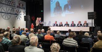 Puheenjohtajakisa jatkuu tänään Oulussa – katso tilaisuus suorana lähetyksenä