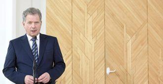 Sauli Niinistö yllätti: lähtee presidentinvaaleihin valitsijayhdistyksen ehdokkaana