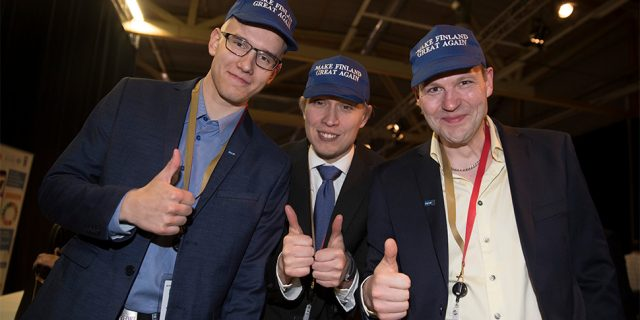 Paikallisyhdistykset ja valtuustoryhmät vahvasti puoluejohdon takana - Suomen Uutiset