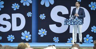 Kovat paineet Ruotsin hallituspelissä: aiemmasta kielteisestä kannastaan huolimatta kokoomus haluaa hallita maata ruotsidemokraattien tuella, saadaanko hallitus kasaan?