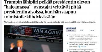 Näin meitä vedätetään: Vihervasemmistolainen media syöttää omia mielipiteitään uutisina