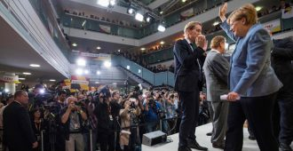 Saksan hallitusneuvotteluista ennätysvaikeat, eikä Itävallan konservatiivivallankumous tilannetta helpota