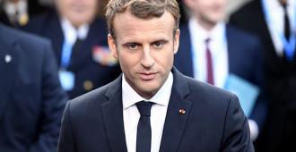Ranskan presidentti Macronin suosio uuteen pohjanoteeraukseen