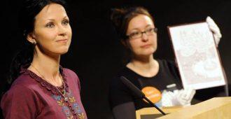 Perussuomalaisten Leena Meri taiteilija Katariina Sourille: Itselläni on lähiperheessäni metsästäjiä – pitäisikö heidän nyt ampua itsensä?
