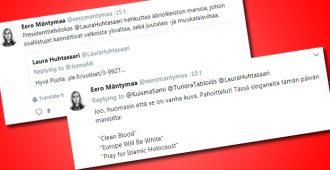 Tämän nolommaksi ei enää mene: Huhtasaarta jahtaava Ylen toimittaja Eero Mäntymaa jää kiinni valheesta – kahdesti peräkkäin