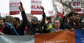 """Tavio: Sopimukset ovat irtisanottavissa – """"Jokaiselle maalle oma turvapaikkapolitiikka"""""""