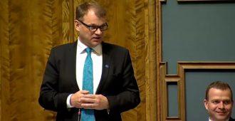 Perussuomalaiset vaativat vastausta pääministeriltä: Miksi te kiristätte ja syytätte valiokuntaa, kun vastuu on hallituksella?