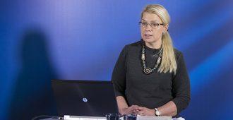 """Ryhmänjohtaja Leena Meri vakuutuslääkäriasiasta: """"Asiat jäävät silleen ja ihminen jää tyhjän päälle"""", ratkaisuksi käännetty todistustaakka"""