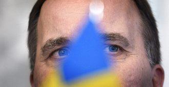 Valtiopäivien enemmistö haluaa Ruotsiin uuden hallituksen – Löfvenin punavihreä koalitio kaatumassa ruotsidemokraattien epäluottamuslauseeseen