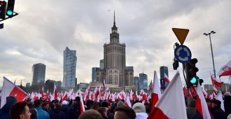 Mistä Puolan itsenäisyysmarssissa oli kyse – nyt puhuu kulkueeseen osallistunut suomalainen