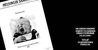 Pääkirjoitus: HS ei ole enää uutisväline