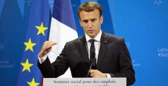Portugalin ex-Eurooppaministeri uumoilee Ranskan presidentti Macronin olevan islamofoobikko