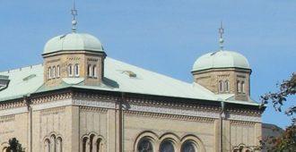 Kolme arabia pidätetty Göteborgin synagogan polttopulloiskusta