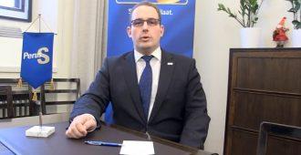 Jani Mäkelä: Suomi ei voi olla mukana Saksan ja Ranskan liittovaltiohankkeessa