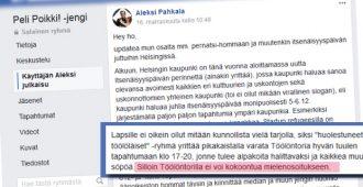 Aleksi Pahkalan valehtelu paljastui – kirjoitti marraskuussa salaiseen ryhmään, että alpakoiden tarkoitus oli estää 612-kulkue